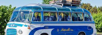 1999 – 2000 – Aufträge für Busreiseunternehmen