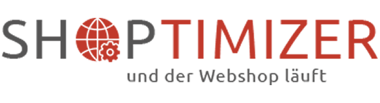 SHOPTIMIZER GmbH …und Ihr Webshop läuft!